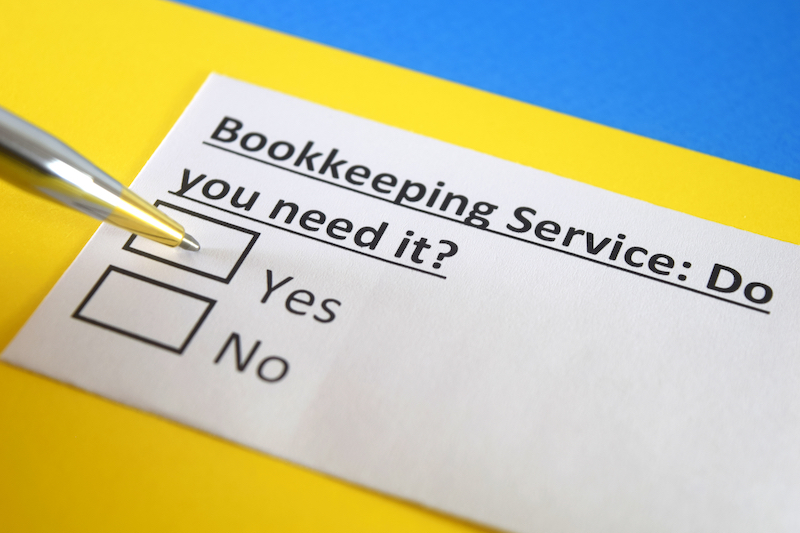 Do you need Bookkeeping services?